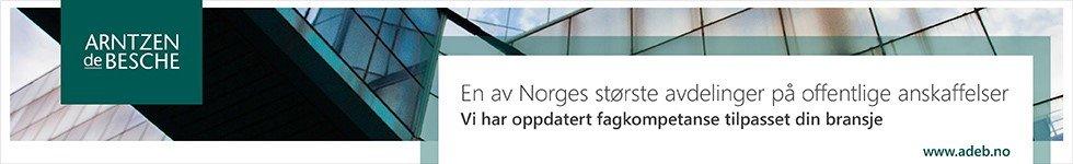 980×150 – En av Norges største avdelinger for offentlige anskaffelser
